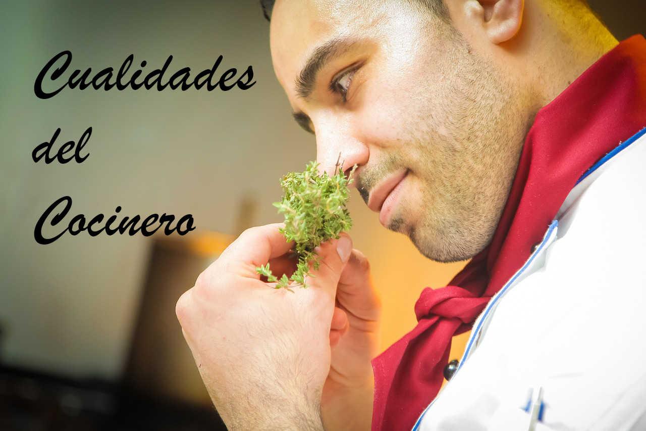 cualidades del cocinero