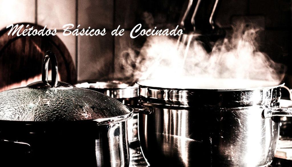 metodos basicos de cocinado